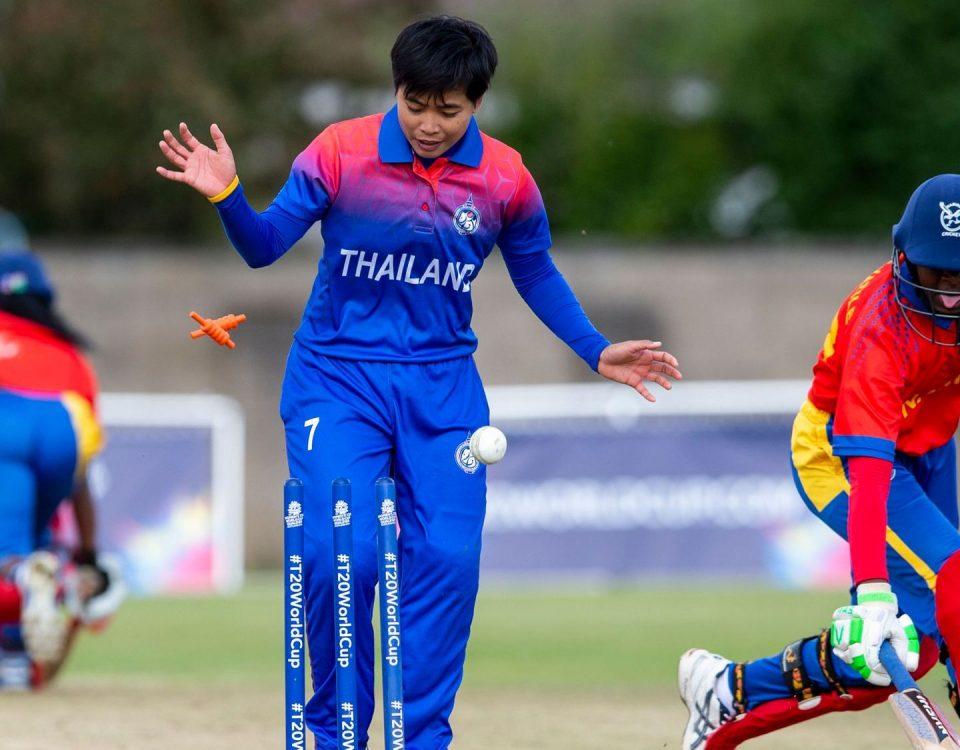 Official website of Cricket Association of Thailand